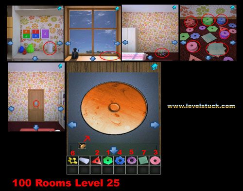 100-rooms-level-25-4624178